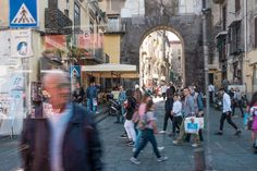 Bus Tour in Naples with TraceMyTrack