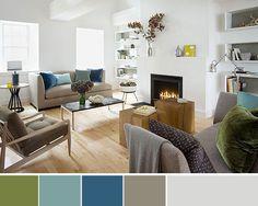Home-Dzine - Choosing a colour palette