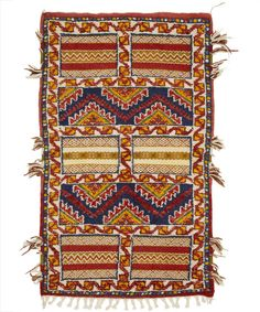 Berber Glaaui Rug. Liberty, 275. Probably one of the smallest of the Liberty set.