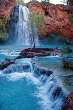 Havasu Falls, Grand Canyon Park