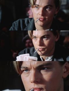 leonardo dicaprio I convinced myself I would marry him when I was a teen, well him and Elvis LMAO! Leonardo Dicapro, Jack Dawson, Young Leonardo Dicaprio, Titanic Movie, We Heart It, Star Wars, Celebrity Crush, Cute Boys, Actors & Actresses