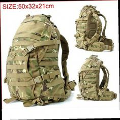 41.38$  Watch here - http://ali5rp.worldwells.pw/go.php?t=1035547680 - Tactical TAD assault backpack outdoor camping travel maintaineering bag airsoft molle back pack free shipping 41.38$