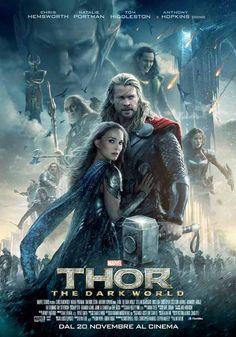 Thor The Dark World (11-8-113)