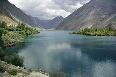 Skardu Lake,  Pakistan