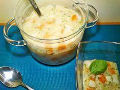 Przepis na zupę szparagową na www.100club.pl! #przepis #zdroweodżywianie #100club