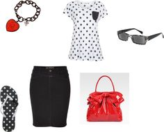 """""""Summer time!"""" by mgloria on Polyvore"""