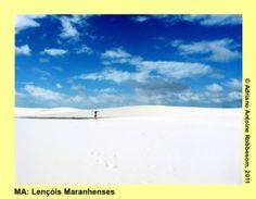 MARANHÃO, Brazil. Lençóis Maranhenses