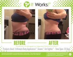 Www.wraptastic4u.com Check out these ultimate results from using a combination of our products!