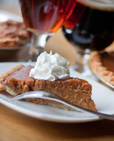 Baking with Craft Beer: Holiday Pies | Craftbeer.com