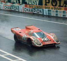 Porsche #917K