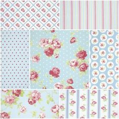 Lulu Roses by Tanya Whelan - I love her collections!!