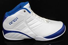 AND1 buty ROCKET 3.0 MID