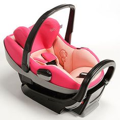 Best Car Seats for Babies and Toddlers: Luxury model (via Parents.com)