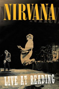 Nirvana Reading - Official Poster