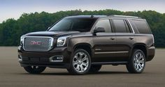 2016 GMC Yukon Denali Changes