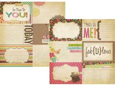 craftsandcards.com - Fabulous Double-sided Paper - Journaling Elements, R14.00 (http://www.craftsandcards.com/fabulous-double-sided-paper-journaling-elements/)