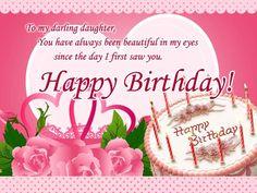best birthday wishes for daughter whatsapp status hindi love happy law