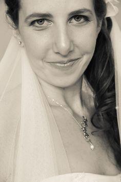 beaux vineyard bridal portrait