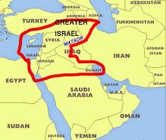 Image result for greater israel plan pdf