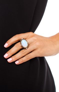 Stone Cold Ring