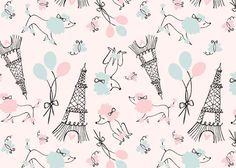 Emily Isabella é uma ilustradora e designer de Minneapolis, Estados Unidos. E diferente das outras inspirações que já mostramos aqui, a artista de hoje vai além das simples ilustrações, mas trabalha bastante com patterns. Pra quem não sabe, pattern pode ser traduzido como molde, estampa ou modelo, e no design é usado como textura para um fundo ou alguma imagem, podendo virar ainda papel de parede e tecidos. A arte da Emily é linda e engloba animais, figuras geométricas, objetos e flores. Os…