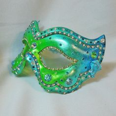 Masquerade Mask - Venetian Style - Beguiled