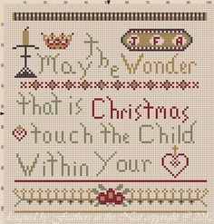 Feathers in the Nest: The Christmas Child Wonder~~new freebie
