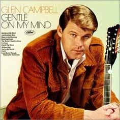 My  very first cassette tape was a Glen Campbell!  Loved to watch his show!  He can sure play a guitar!