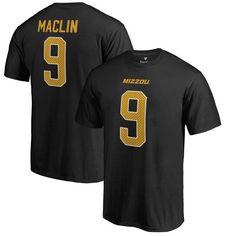 Jeremy Maclin Missouri Tigers Fanatics Branded Big & Tall College Legends Name & Number T-Shirt - Black - $37.99