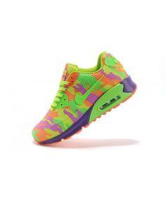 Nike Air Max 90 Rainbow Black Yellow Purple Cheap UK | nike air max 90  rainbow | Pinterest | Air max 90, Nike air max and Air max