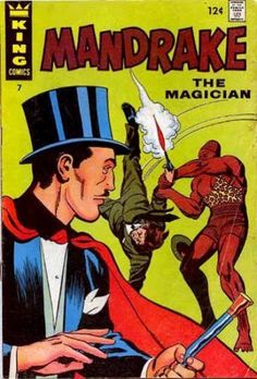 Mandrake The Magician (Volume) - Comic Vine