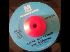 THE WINSTONS - Color him father - METROMEDIA RECORDS ~j