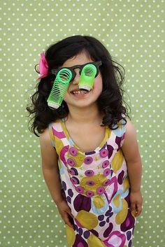 Slinky eyes