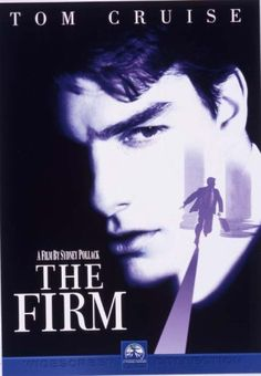 The Firm is a 1993 American legal thriller film directed by Sydney Pollack and starring Tom Cruise, Jeanne Tripplehorn, Gene Hackman, Ed Harris, Holly Hunter, Hal Holbrook and David Strathairn. https://en.wikipedia.org/wiki/The_Firm_(1993_film) (fr=La Firme)