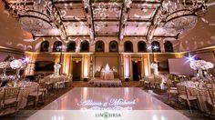 The Langham Pasadena Wedding | Michael and Allison