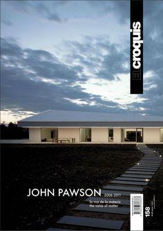 El Croquis 158 - John Pawson 2006-2011 - The Voice of Matter - كتب هندسة مدني, معماري, ميكانيك وغيرهم