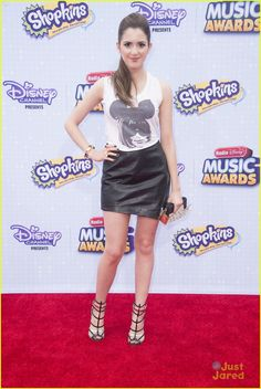 Laura Marano at the Radio Disney Music Awards 2015