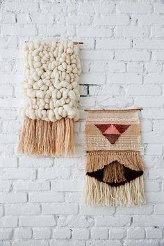 Weaving : le grand retour du tissage