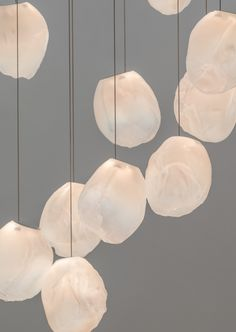 Shop pendant lights from the world's leading lighting brands for your home or design project. Shop now on Clippings - where leading interior designers buy furniture and lighting! Bocci Lighting, Chandelier Lighting, Lighting Design, Kitchen Pendant Lighting, Pendant Lamp, Hotel Rosa, Deco Luminaire, Glass Pendants, Lamp Light