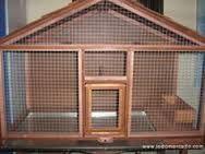 Resultado de imagem para jaulas grandes para aves caseras