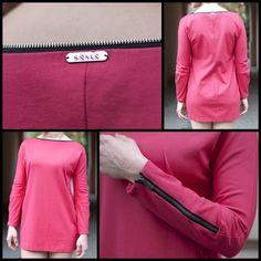 dress 'Modern' collection 2012/13 available on Allegro!  http://allegro.pl/tunika-sukienka-modern-r-36-44-kolor-malina-i2640486489.html