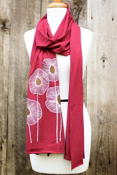 LOVE This pineapple scarf! By Flytrap Studios!
