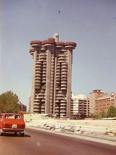 AVENIDA DE AMERICA - 1973