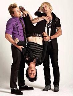 Hahahaha Green Day