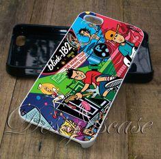 Blink 182 Punk Rock iPhone case