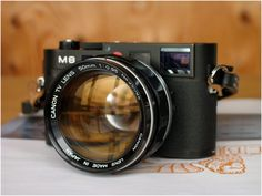 MB Canon TV Lens 50mm