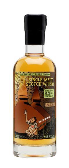 ARDBEG BATCH 6 That Boutique-Y Whisky Co, Islay