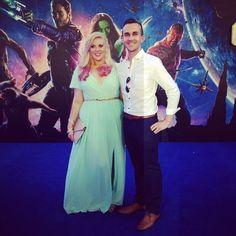 Louise and Matt.
