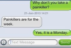 Painkiller   Click for more Funny Pictures --> http://www.funnypicshub.com