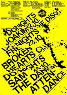 lamm kirch donights  poster by Lamm & Kirch